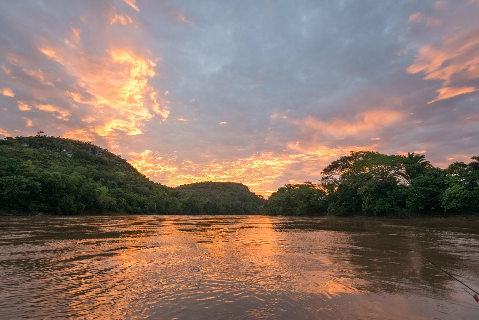 Río Guayabero, Meta