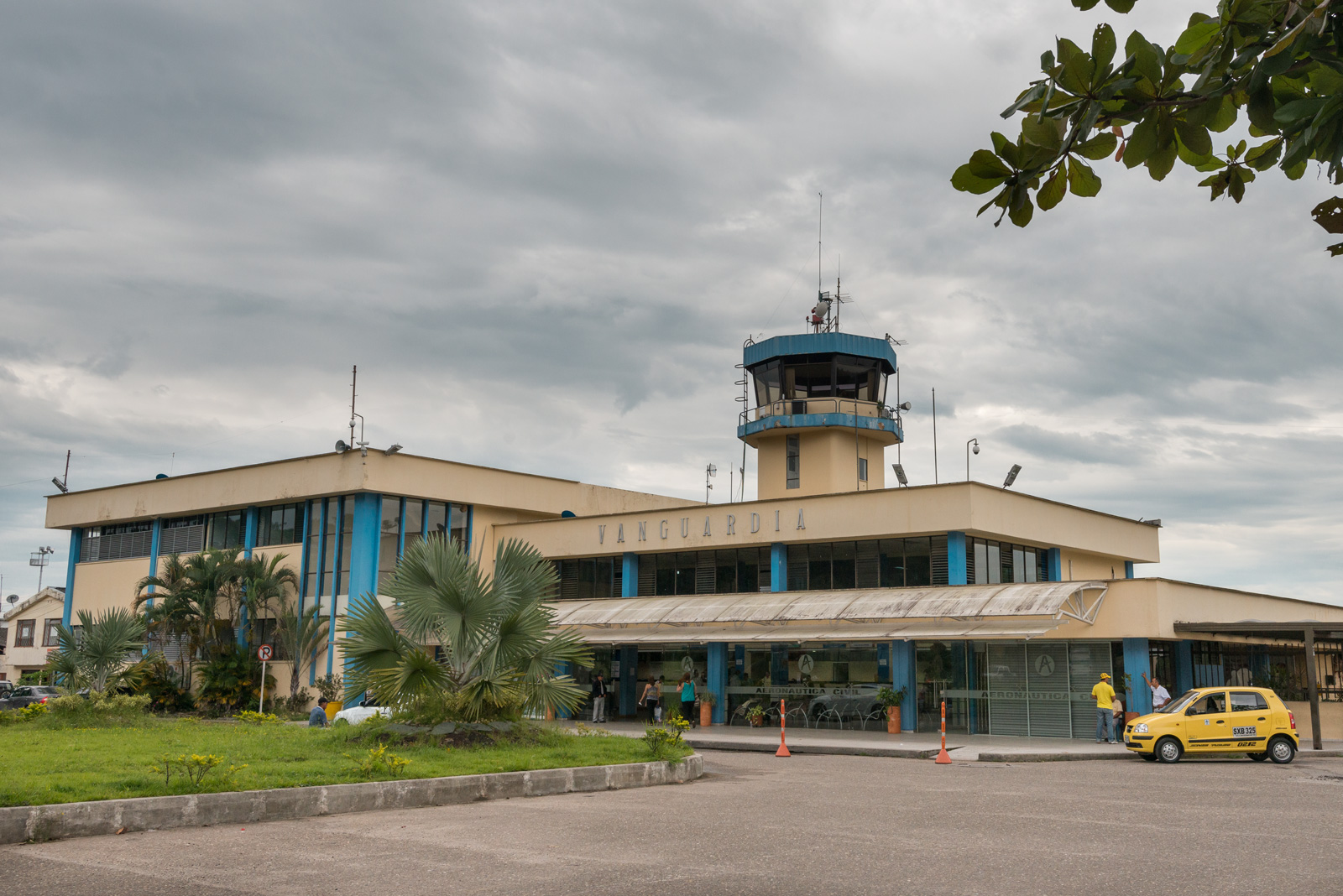 Aeropuerto Vanguardia de Villavicencio VVC