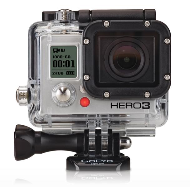 Cámara GoPro Hero Black 3