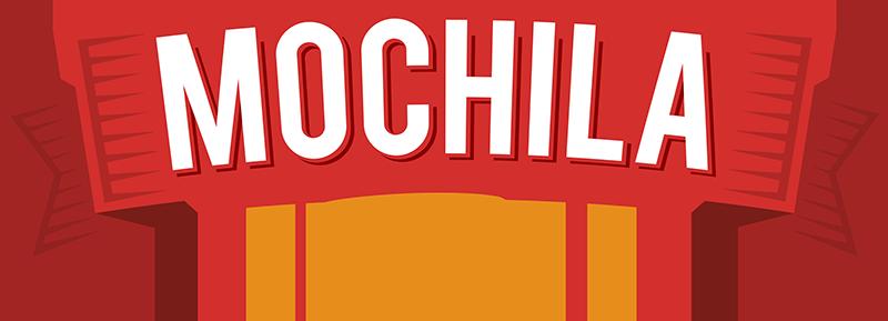 Mochila Trip by Mario Carvajal